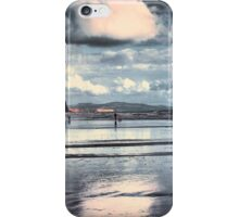 Low Tide at Charmouth iPhone Case/Skin