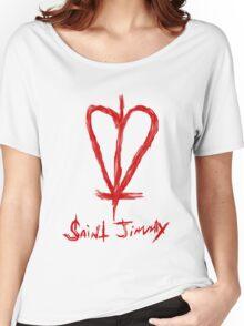 Saint Jimmy Women's Relaxed Fit T-Shirt