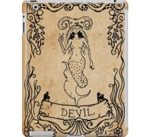 Mermaid Tarot: The Devil iPad Case/Skin