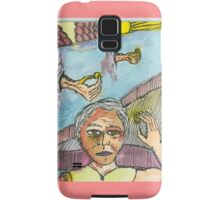 don't drop the proverbial ball Samsung Galaxy Case/Skin