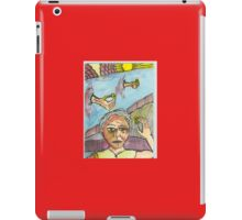 don't drop the proverbial ball iPad Case/Skin