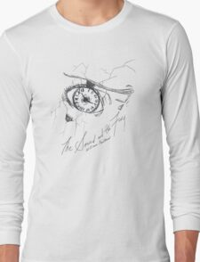 The Mausoleum of All Hope and Desire Long Sleeve T-Shirt