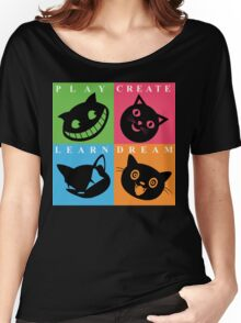 Cat Mode Women's Relaxed Fit T-Shirt