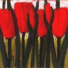 Zauber der Blumen by HannaAschenbach