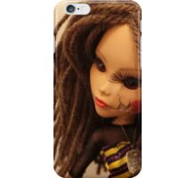 Not Your Typical Barbie Girl iPhone Case/Skin