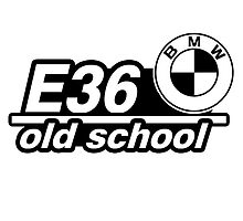 E36 Old School by giomatax