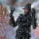 Machine Man by Matt Bissett-Johnson
