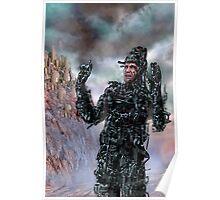Machine Man Poster