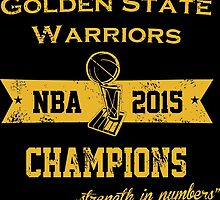 Golden State Warriors Champions ordam by ervinderclan