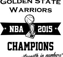 Golden State Warriors Champions bl by ervinderclan