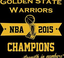 Golden State Warriors Champions or by ervinderclan