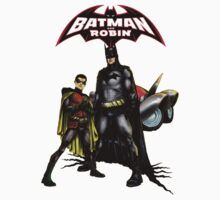 batman and robin by awesome90s