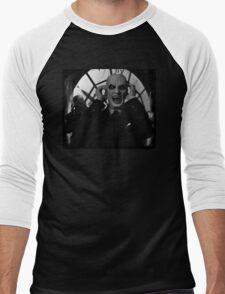 Explode (TANK/SCOOP TOP) Men's Baseball ¾ T-Shirt