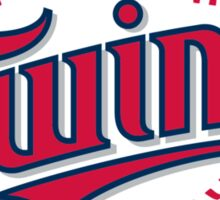 Minnesota Twins logo Sticker
