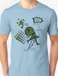 Friends Laughter & Tears Evergreen Unisex T-Shirt