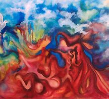 In Search Of Peace (Best viewed large) by Cathy Gilday