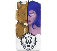 Night Elf iPhone Case/Skin