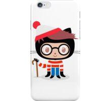 octocat github iPhone Case/Skin
