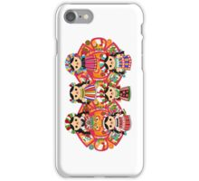 Mexican Dolls iPhone Case/Skin