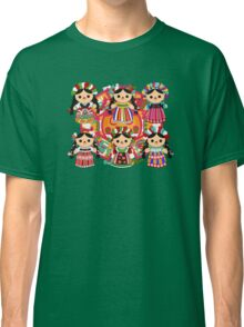 Mexican Dolls Classic T-Shirt