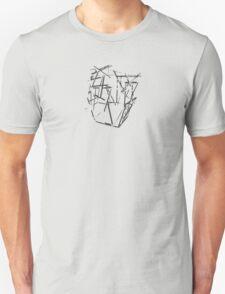 stick sculpture Unisex T-Shirt