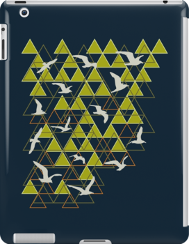 Flock of Seagulls by ChunkyDesign