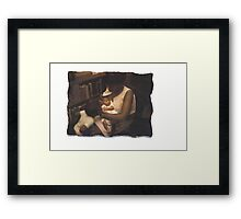 New Born Angel~ Framed Print