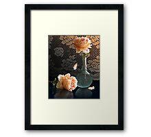 Roses for Mum Framed Print