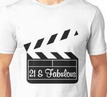 21 YR OLD MOVIE STAR Unisex T-Shirt
