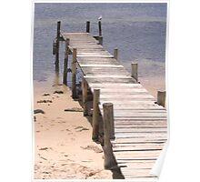 Boardwalk Poster