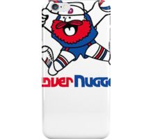 Denver Nuggets Logo iPhone Case/Skin