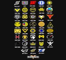 Super Sentai 38th Anniversary Unisex T-Shirt