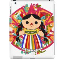 Maria 2 (Mexican Doll) iPad Case/Skin