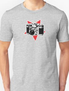 Star Photographer Unisex T-Shirt