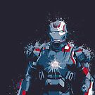 Iron Ally by RookieDesign