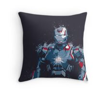 Iron Ally Throw Pillow