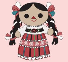 Maria 4 (Mexican Doll) Kids Clothes