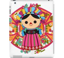 Maria 3 (Mexican Doll) iPad Case/Skin