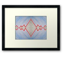 ABSTRACT 269 Framed Print