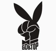 GD TOP high high album logo by m1jkey