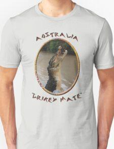 Jumping Croc Australia T-Shirt