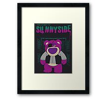 PXR's Walking Toys Framed Print
