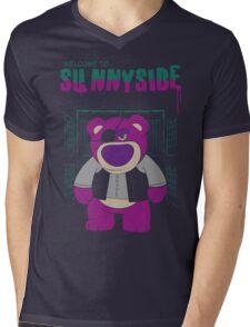 PXR's Walking Toys Mens V-Neck T-Shirt