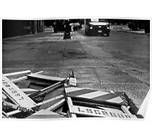 Abandon Poster
