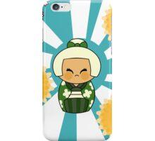 KOKESHI HISUI iPhone Case/Skin