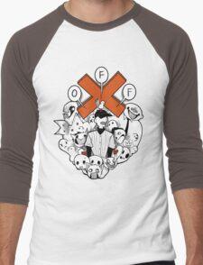 PEPPERSTEAK.MP3 Men's Baseball ¾ T-Shirt