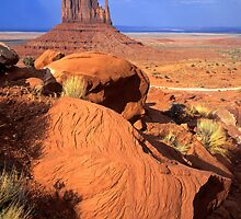 Monument Valley #3 by Mike Norton