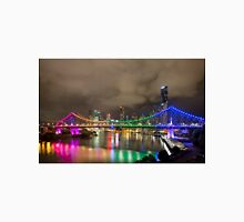 The Rainbow Bridge - Brisbane Qld Australia Unisex T-Shirt