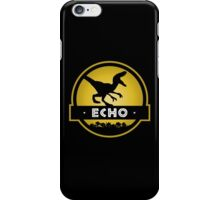 Velociraptor Echo Squad iPhone Case/Skin