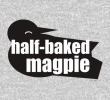 half-baked magpie by Ruud van Koningsbrugge